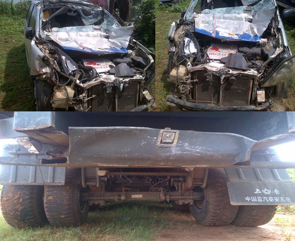 Ijebu-Itele Accident