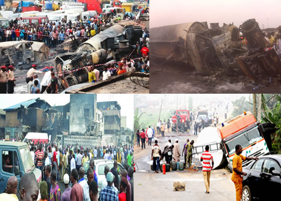 Petrol Tanker Accidents