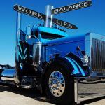 TRUCK DRIVER AND WORK-LIFE BALANCE