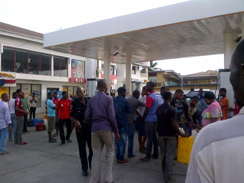 Fuel Scarcity1