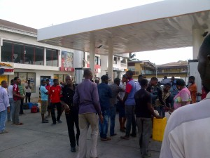 Fuel Scarcity1