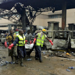 DEATH TOLL RISES IN PETROL-STATION BLAST IN ACCRA, GHANA