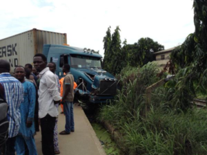 Olabisi Onabanjo Students accident