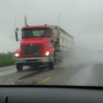 SAFETY TIPS FOR TRUCK DRIVING IN THE RAIN