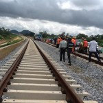 FED GOVT TO BORROW $6.1BN TO COMPLETE ALL RAIL PROJECTS BY 2019