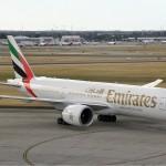 EMIRATES, HAK AIR COLLIDE AT LAGOS AIRPORT