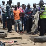 PASSENGER KILLS MOTORCYCLE RIDER OVER N150
