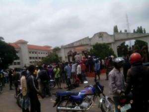 Okada Protest in Akure