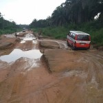 SOUTH-SOUTH YOUTHS PROTEST OVER DEPLORABLE CONDITION OF ROADS
