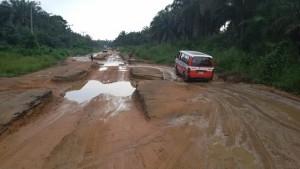 Aba-Azumini Road