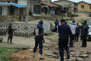 NSCDC Police Clash
