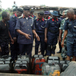 NSCDC DENIES DEMANDING BRIBE FROM TANKER DRIVER