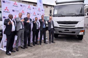 CFAO Fuso Truck
