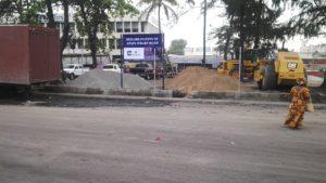 Dangote working on Apapa Wharf Road