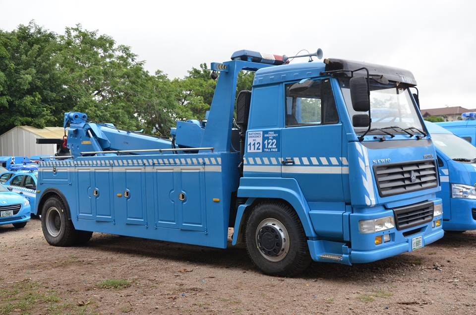 FRSC New Vehicles1