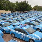 FRSC COMMISSIONS 283 NEW PATROL CARS, AMBULANCES AND TOW TRUCKS