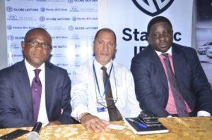 Globe Motors and Stanbic IBTC Bank