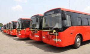 New BRT Buses