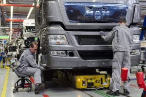 Truck Assembly Plant
