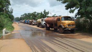 Water Tanker Nigeria