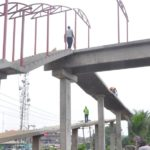 LAGOS STATE: PACE OF WORK ON BERGER BRIDGE EXCITES RESIDENTS