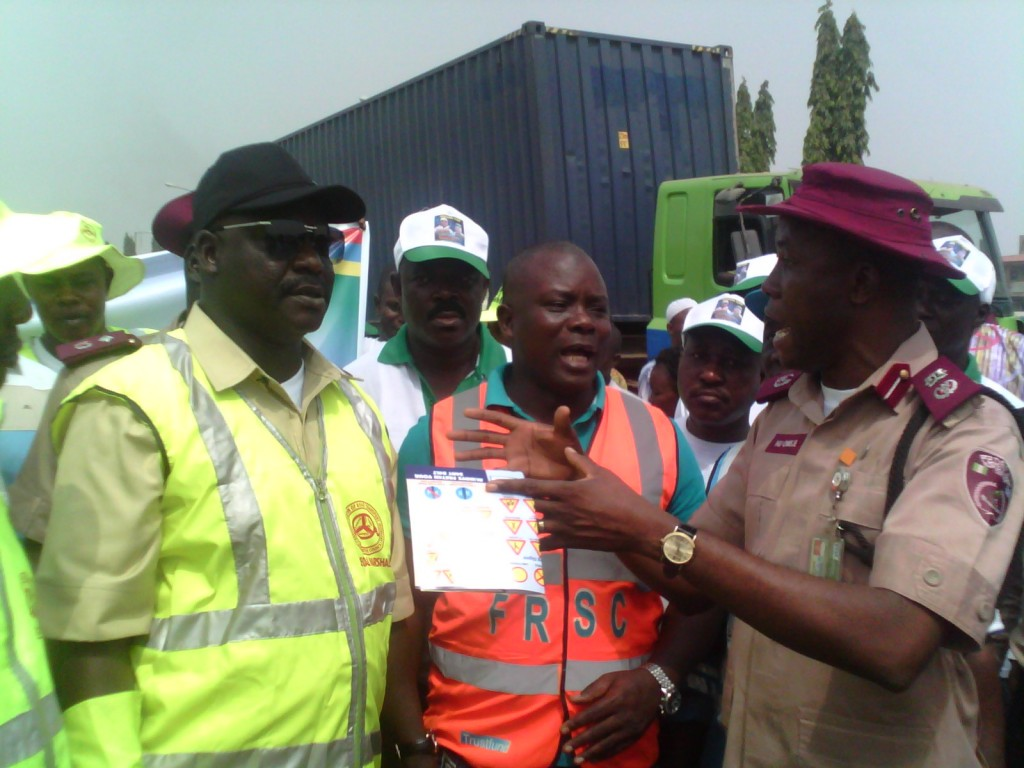 FRSC and NURTW