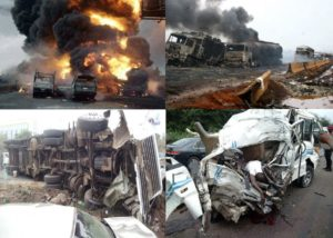 Lagos-Ibadan Exp Serial Accidents