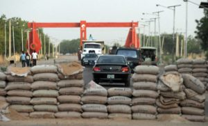 Nigeria Army reopens road