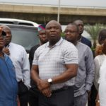 OWORO MODERN BUS PARK: OUTWARD 3RD MAINLAND DONE, INWARD 3RD MAINLAND COMMENCES