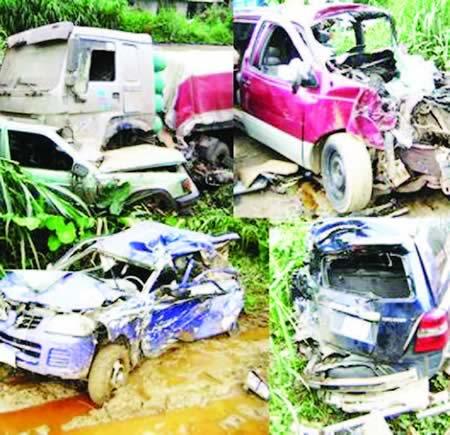 Udokpani Accident