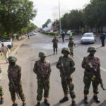 NIGERIA ARMY REOPENS NIGERIA LINK ROAD WITH CENTRAL AND NORTH AFRICA