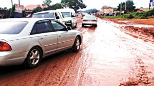 Benin-Auchi Road