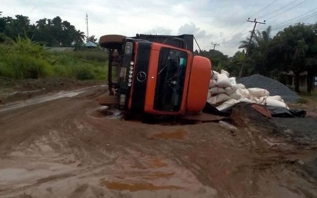 Calabar Itu Road