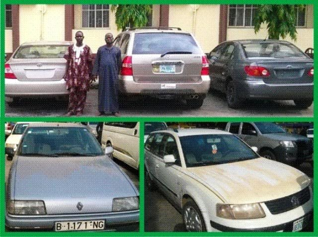 Car Snatching Syndicate