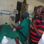 EKITI UNIVERSITY STUDENTS CRASH UPDATE: STUDENT'S LEG AMPUTATED