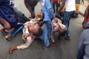 FRSC Officer attacked