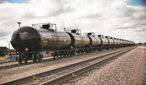 Fuel Rail Tankers