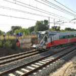 DEATH TOLL RISES IN ITALY TRAIN CRASH