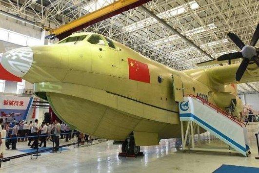 Largest Cargo Plane China