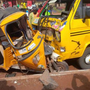 Maruwa Bus Okada Crash