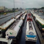TANKER DRIVERS UNION PROTEST OVER LOADING SUSPENSION IN KADUNA REFINERY