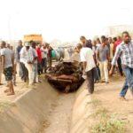 KWARA ACCIDENT LEAVES ONE DEAD, THREE INJURED