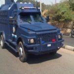 ROBBERS ATTACK CBN BULLION VANS, KILL TWO POLICEMEN