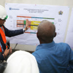 FASHOLA INSPECTS LAGOS-IBADAN EXPRESSWAY RECONSTRUCTION (PICTURES)
