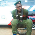 LEGIONNAIRE ARRESTED FOR STEALING MOTORCYCLES IN LAGOS