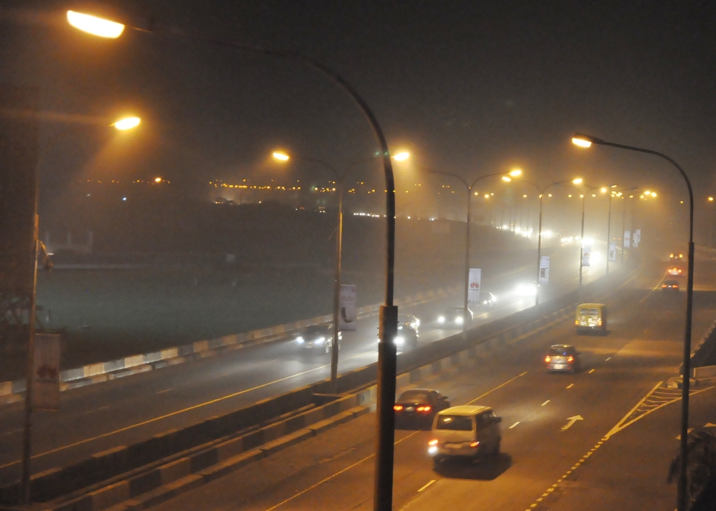 Third Mainland Bridge@Night