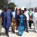 AMBODE WARNS UNIONS, MOTORISTS AGAINST FLOUTING TRAFFIC RULES