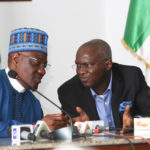 FASHOLA INSPECTS ILORIN-JEBBA-MOKWA ROAD, SEEKS GOVERNORS' SUPPORT IN ROAD REPAIRS