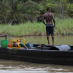 NSCDC INTERCEPTS BOAT LOADED WITH SMUGGLED FUEL