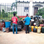 NSCDC ARRESTS TANKER DRIVER FOR ADULTERATING FUEL